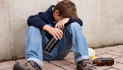 """Das Projekt """"HaLT"""" will Kindern mit Alkoholproblemen helfen."""