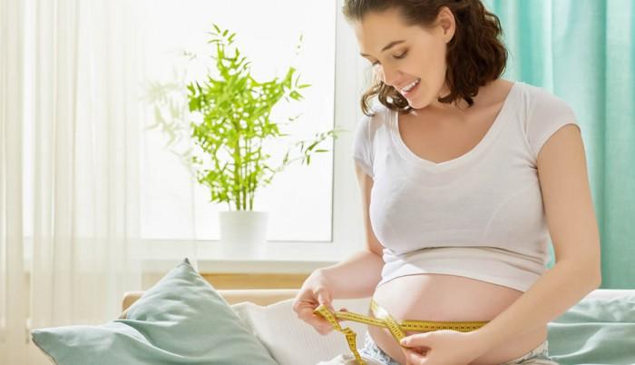 Während der Schwangerschaft verändert sich der Körper, um sich auf die Geburt vorzubereiten.