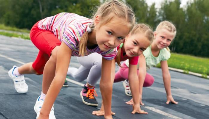 Viele Kinder fragen sich: Welche Sportart passt zu mir?