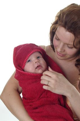haar entwicklung säugling