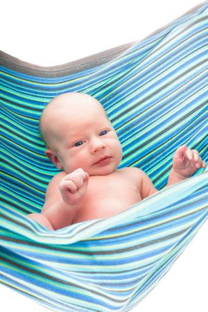 Baby in Tragetuch