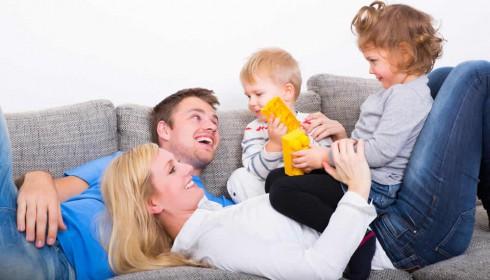 Finanzielle Stütze für die Zukunft: das Elterngeld.