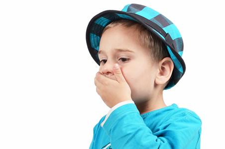 Keuchhusten erkennen wir bei Säuglingen oft erst spät