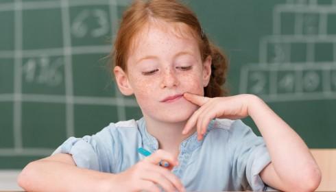 Mit der Schule steigt der Stress.