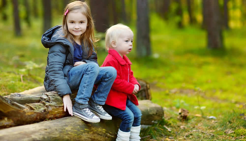 Kinder haben immer seltener Kontakt zur Natur.