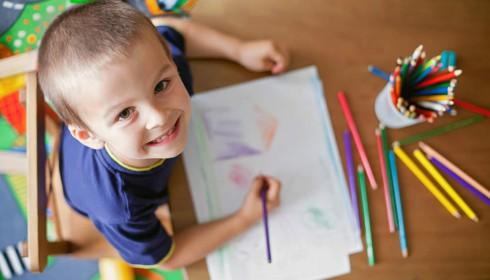 Viele Kinder haben eine unbändige Fantasie und lieben es, kreativ zu sein.